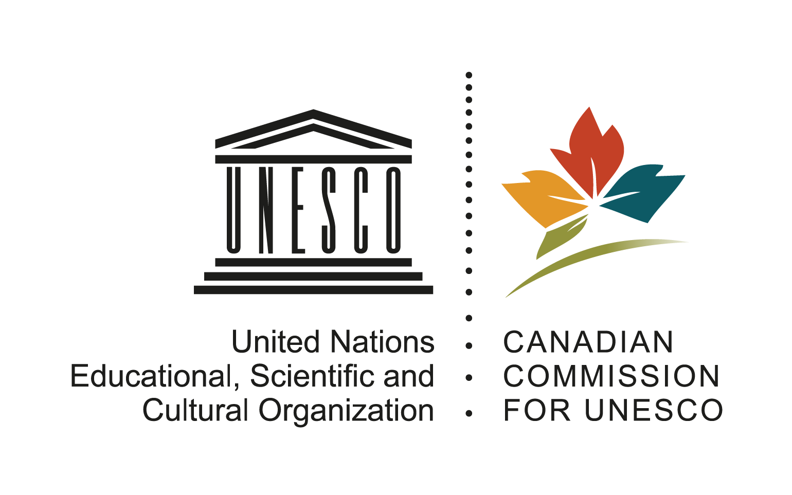 Canadian Commission for UNESCO Logo
